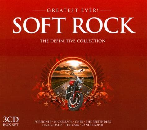 Rok Soft Blue greatest soft rock the definitive collection