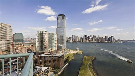 Tower Jersey City Rentals Portside Towers Apartments Downtown Jersey City 155