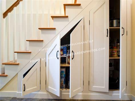 Understair Cupboards - stair cabinet built ins stairs storage solutions