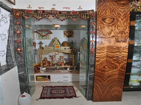 pooja ghar in living room how to make a pooja room how to set pooja ghar in living room