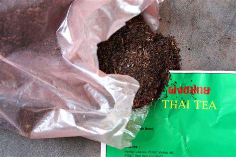 Thai Tea Chatramue 400gr where can i buy thai tea mix