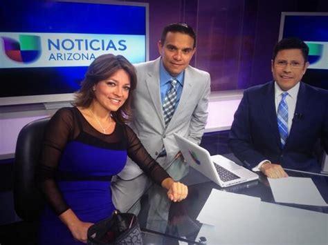 noticias univision de hoy noticias univision az behind the scenes pinterest