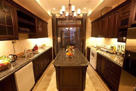 Black Kitchens Designs by Luxury Kitchens Designs