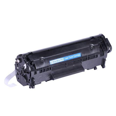 Toner Canon 303 canon crg103 303 703 lasertoner svart kompatibel