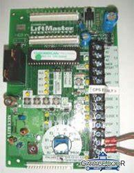 Circuit Board Garage Door Circuit Board Volume Door by Liftmaster Logic Board L3 Commercial Garage Door Opener