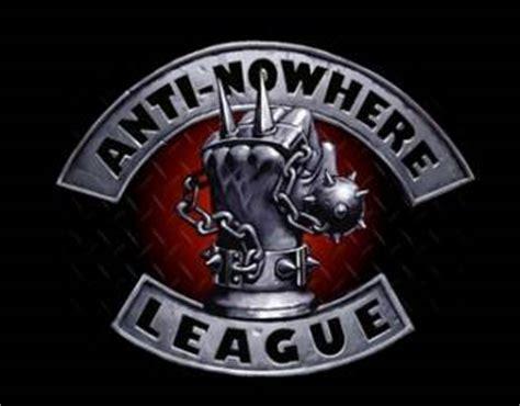 Kaos Keren Anti Nowhere League Rock Band Nick Culmer anti nowhere league discographie line up biographie interviews photos