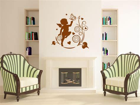 Wandtattoo Kinderzimmer Engel by Engel Wandtattoo Wandaufkleber G 252 Nstig By Wall Design