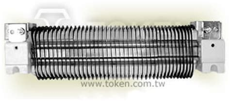 edge wound power resistors doe oval edge wound high current resistor token image view