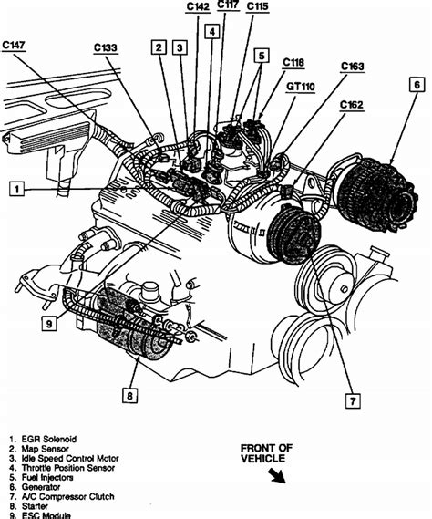 92 chevy 5 7 engine wiring diagram get free image about
