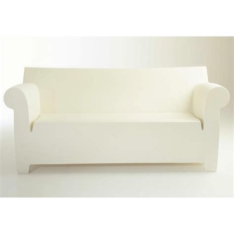 Kartell Bubble Club Sofa by Bubble Club Sofa Two Seater Kartell Ambientedirect Com