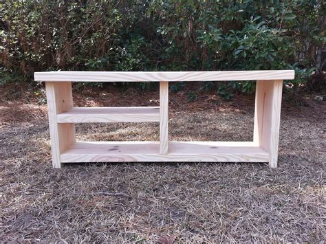 boot storage bench coastal oak designs farmhouse bench with shoe and boot