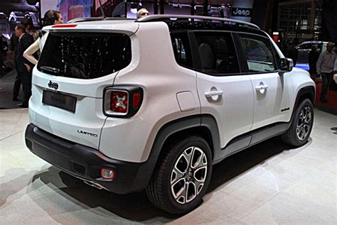 Jeep Renegade 2017 Changes by 2017 Jeep Renegade Redesign Release Changes