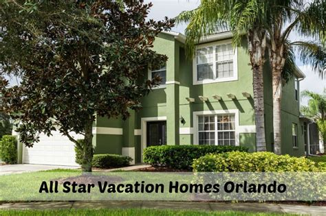 top 7 reasons to stay in an orlando all vacation home