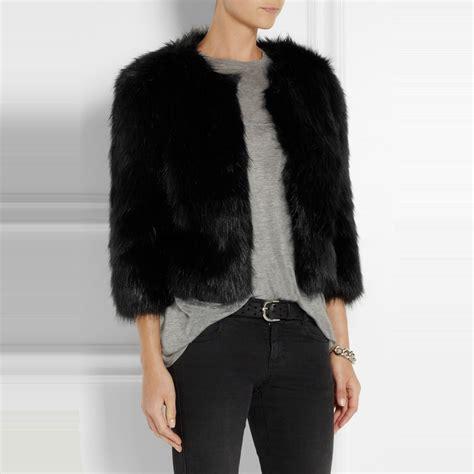 faux fur best best fur coats jacketin