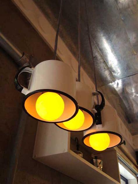 alter kronleuchter neu gestalten 37 ideas para reutilizar los cacharros de cocina que no