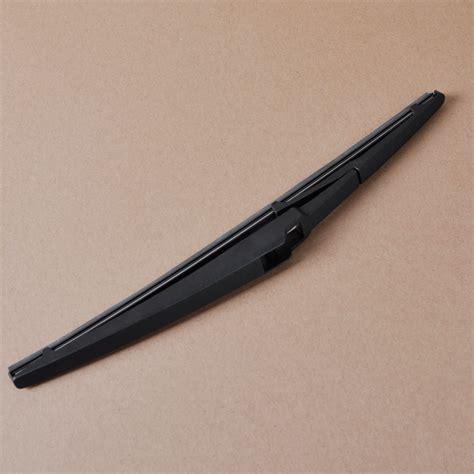 Sho Wiper 12 quot hybrid 2 section rear window windshield wiper