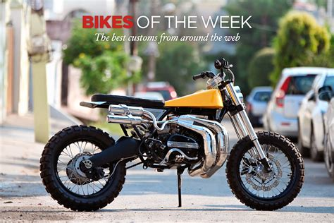 best cafe racers the best custom motorcycles and cafe racers of the week