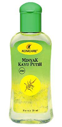 Minyak Kayu Putih Dan Minyak Telon konicare minyak kayu putih 30ml medanmart