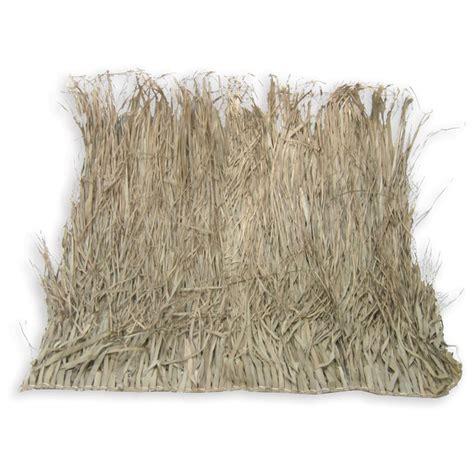 Duck Blind Grass Mats by Wildfowler Outfitter Grass Mat 4x8 176197 Waterfowl Blinds At Sportsman S Guide