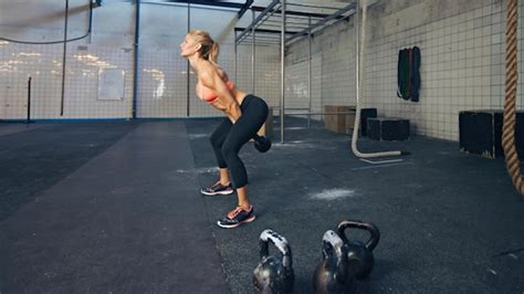 swing form kettlebell basics
