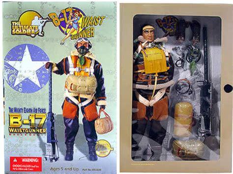 b figures b 17 waist gunner figure 21st century toys