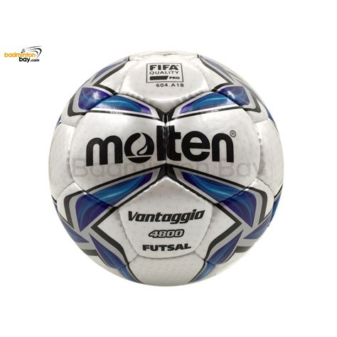 bola futsal molten f9v 4800 molten f9v 4800 official vantaggio futsal stitched