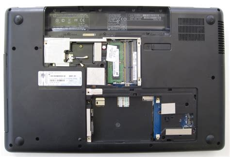 Hardisk Laptop Compaq by How To Fix System Fan 90b Error On A Hp Compaq Presario