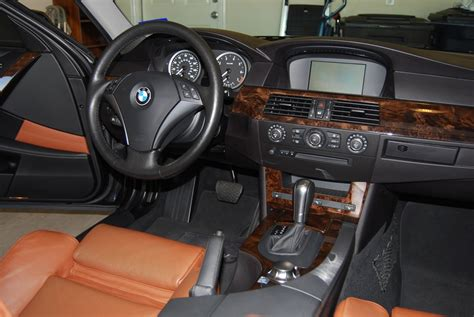auto manual repair 2005 bmw 545 seat position control e60 e61 fs real clean 2005 545i m sport