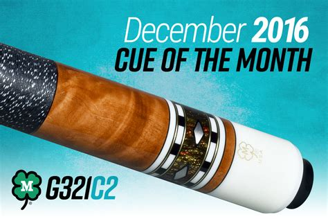 Pool Cue Giveaway - mcdermott billiards blog 187 blog archive mcdermott announces cue of the month giveaway