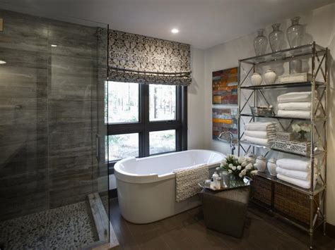 Home Bathroom | hgtv dream home 2014 master bathroom pictures and video