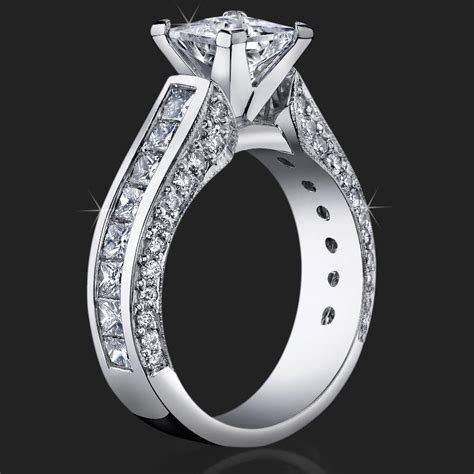 best selling style princess engagement