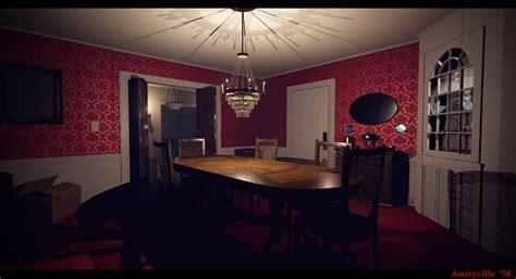 amityville horror house red room amityville 76 windows game indie db