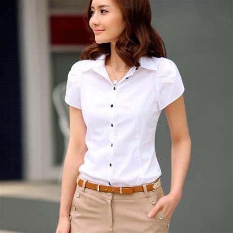 White Neckbow Top 51 best blusas ejecutivas images on blouses