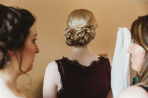 Wedding Hair Accessories Ayrshire by Lace And Florals For An Posh Country Barn