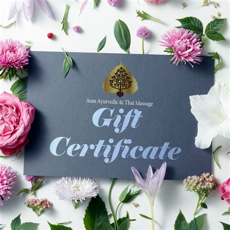 Spa Gift Card Toronto - gift card archives aum spa toronto