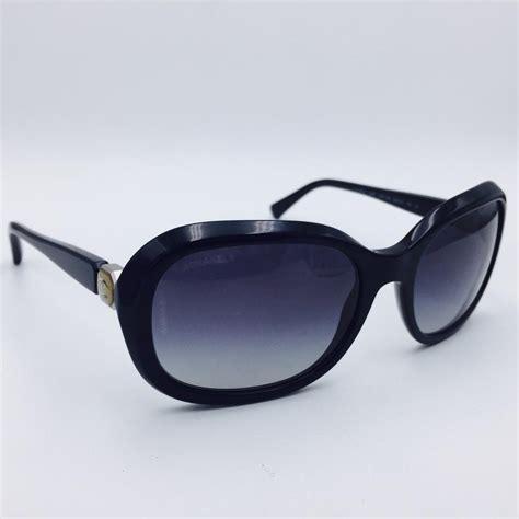 Item Chanel 6071 56 Semipremium chanel signature square cc logo black sunglasses 5286 56 70 retail