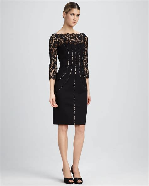 Lace Sleeve Cocktail Dress cocktail dresses with lace sleeves formal dresses
