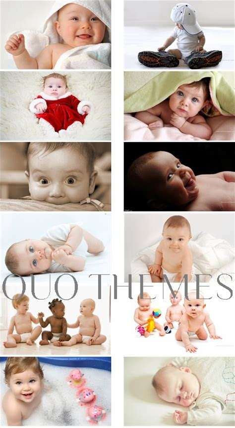 cute themes for windows 8 1 cute baby theme for windows 7 and 8 ouo themes