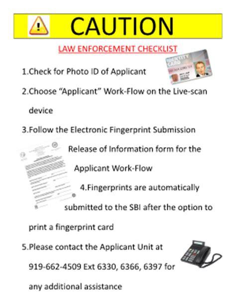Nc Sbi Criminal Record Check Nc Sbi Fillable Form Fill Printable Fillable Blank Pdffiller