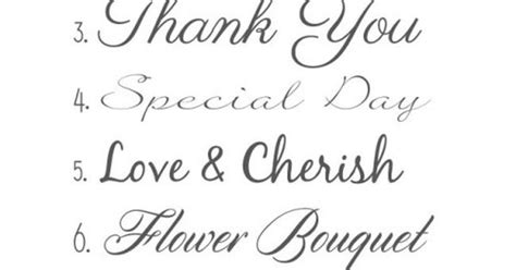 Wedding Fonts And Graphics by Favorite Script Wedding Fonts The Graphics Fonts