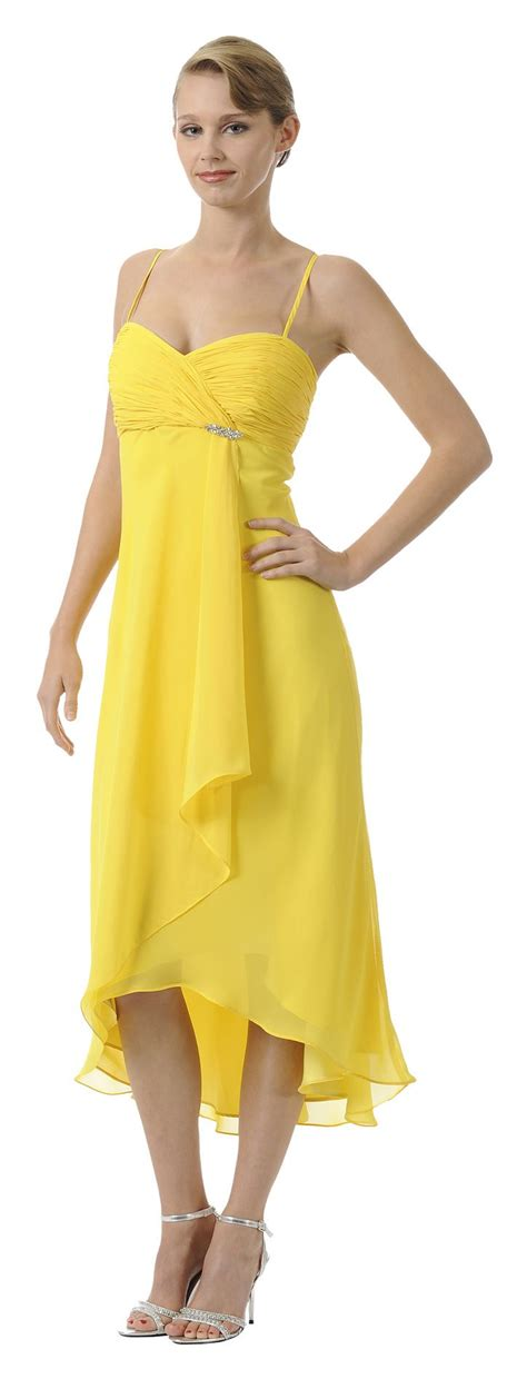 Yellow Evening Gowns Wedding by Best 25 Yellow Bridesmaid Dresses Ideas On