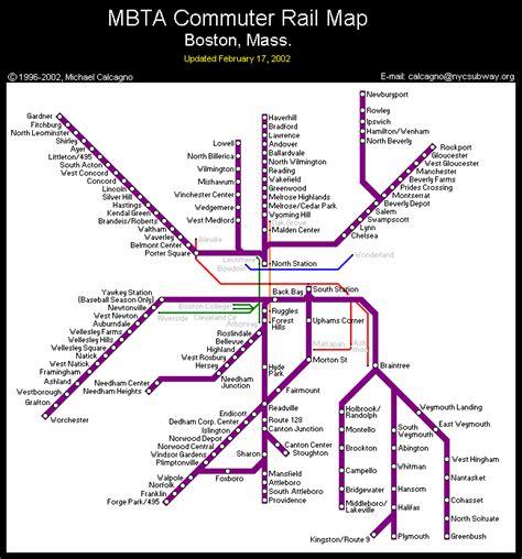 mbta commuter rail map mbta worcester to providence