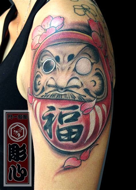 daruma doll tattoo meaning 28 awesome daruma doll tattoos