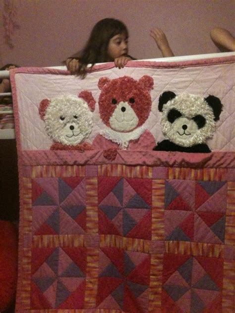 Teddy Quilts by 17 Best Images About Teddy Quilt Ideas On