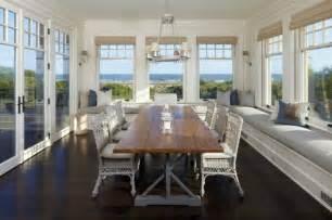 Coastal Dining Room Table Coastal Home Inspirations On The Horizon Coastal Dining Rooms