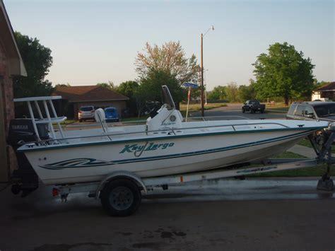 key largo boat problems 2002 key largo 186 center console yamaha 90 poling