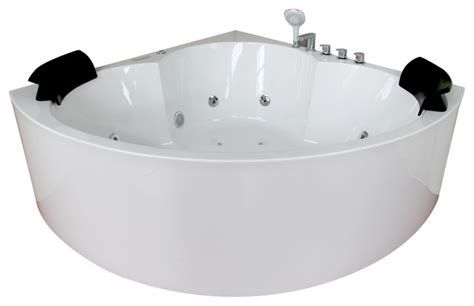 58 Inch Freestanding Bathtub by Empava 58 Quot Modern Freestanding Bathtub
