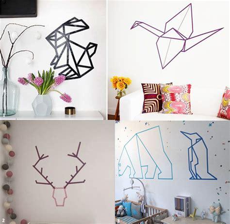 Attrayant Chambre Bebe Petit Espace #4: déco-chambre-bébé-masking-tape.jpg