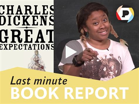last minute book reports last minute book report great expectations read it forward