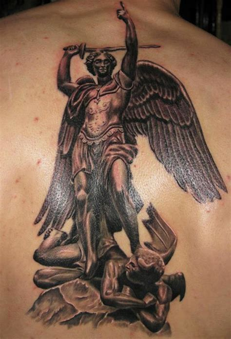 tattoo concept saint tattoo